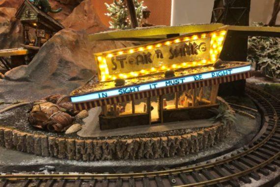 Jingle Rails Eiteljorg Museums Holiday Exploration!