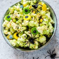 Monster Halloween Popcorn | Recipes From A Pantry