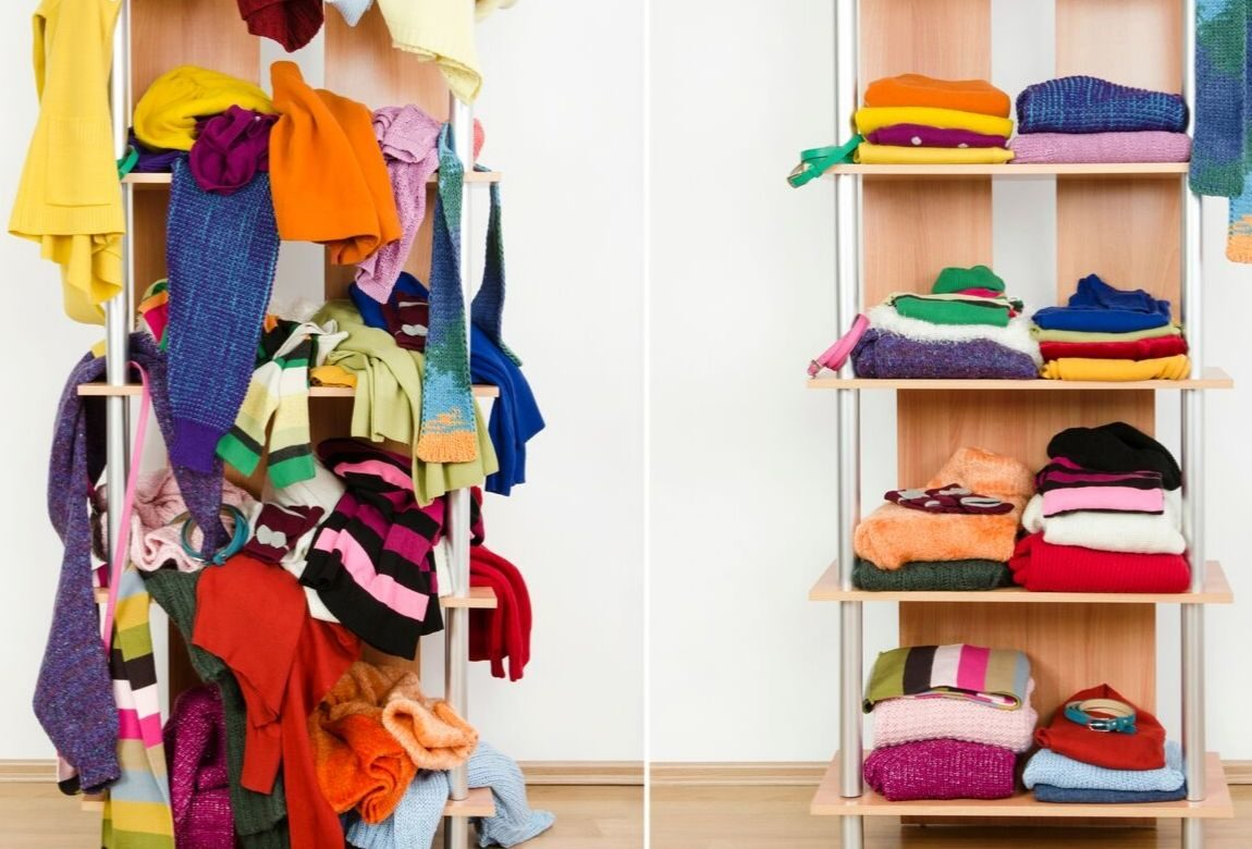 5 essential organizing tricks