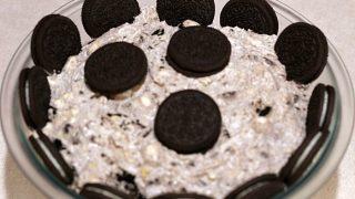 Oreo Fluff Quick Easy Dessert! Perfect For Potlucks Or BBQs!
