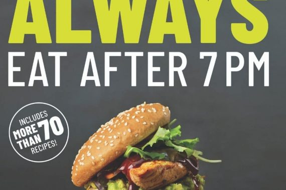 Always Eat After 7 pm Book Review- Week 4