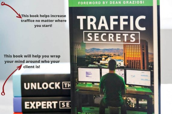 Traffic Secrets-The Underground Playbook for Filling Your Websites