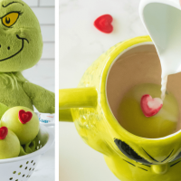 These Grinch Hot Cocoa Bombs Will Have Your Heart Growing Three Sizes