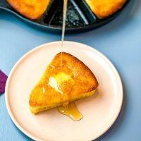 Honey Cornbread (Quick and Easy)