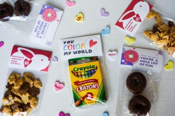 Free Valentine's Day Printable Cards for Kids!